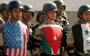Según funcionarios de Jordania consultados bajo condición de anonimato por el medio 'on line' 'WorldNet Daily' (WND), docenas de combatientes del Estado Islámico de Irak y Levante (EIIL) fueron entrenados en 2012 con el objetivo de ayudar a los insurgentes sirios que se oponen militarmente al régimen del presidente Bashar al Assad. Según estas fuentes, los entrenadores no previeron que los militantes acabarían demostrando en Irak el conocimiento recibido y examinaron estrictamente si tenían algunos vínculos con Al Qaeda.
