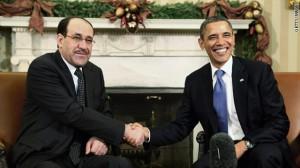 """Conocido y respetados analistas de inteligencia civil y militar, especialistas  internacionales en geopolítica y gobiernos alertaron desde sus inicios las  consecuencias que a corto y mediano plazo tendrían la desintegración del Ejército de Saddam Hussein, del Partido Bass y del """"apartheid"""" contra la minoría sunní, pero pudieron más los intereses que la razón. Hoy el primer ministro chiíta, Nuri al Maliki ha demostrado que no puede satisfacer las expectativas de los Estados Unidos para la creación de un gobierno de unidad nacional capaz de sanar a los conflictos, lo que tampoco puede realizar sin la ayuda de Irán, Rusia y China. El gobierno de Obama tiene que dejar a  Maliki fuera del escenario actual, y que se vaya a disfrutar de los miles de millones que a sustraído del contribuyente estadounidense."""