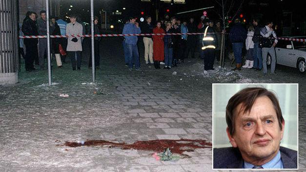 El primer ministro Olof Palme fue asesinado en 1986 (Foto: Rtve)