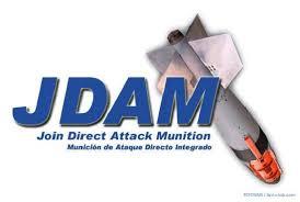 la mayoría artefactos israelí fueron probablemente uno de los dos misiles: el de Ataque Directo Conjunto Munition o JDAM, un misil guiado por GPS realizados por Boeing