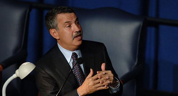 Friedman sugiere que Obama está haciendo lo que puede en la región con opciones limitadas.   Foto AP