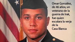 Omar González militar