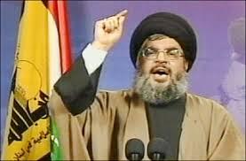 El secretario General de Hezbollah, Seyyed Hassan Nasrallah