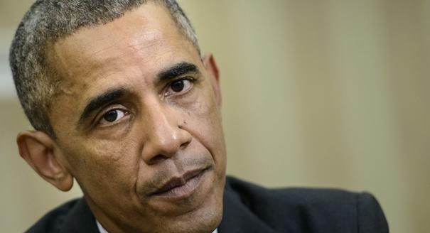 """En este día de las elecciones, los demócratas se enfrentan a la """"peor"""" mapa de más de 50 años en su batalla cuesta arriba para mantener el Senado, el presidente Barack Obama dijo el martes."""