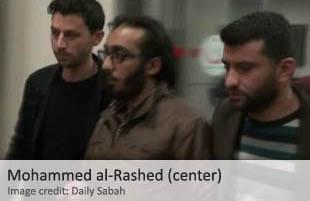 """la identidad del presunto agente, que ha sido detenido por las autoridades de Turquía como Mohammed al-Rashed. También conocido como """"Mohammed Rashid Mehmet"""" o """"Dr. Mehmet Rashid """", el hombre es un ciudadano sirio que dice estar trabajando para el Servicio de Inteligencia de Seguridad de Canadá."""