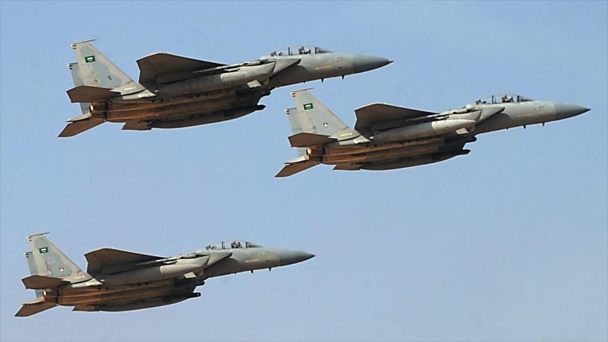Arabia Saudita movilizará 100 aviones de caza y 150.000 soldados para participar en la ofensiva militar contra los rebeldes hutíes en Yemen, .... Foto: Cazas bombarderos saudíes