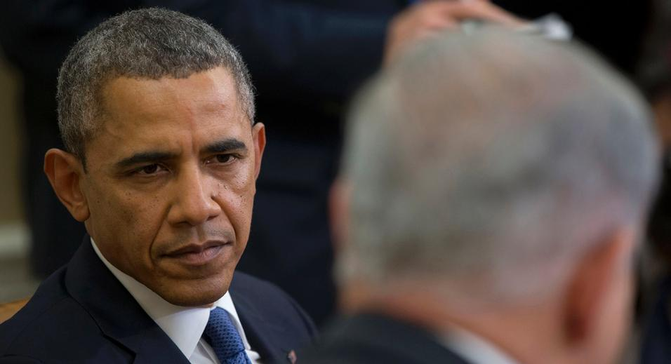 Funcionarios de la administración Obama han estado presionando de nuevo en puntos clave de la discordia en el discurso del primer ministro israelí.