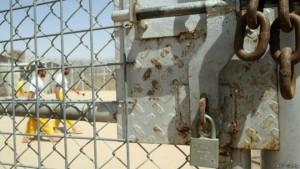 En abril de 2003, cuando los estadounidenses tomaron el control del campo de detención, lo rebautizaron en honor a Ronald Bucca.
