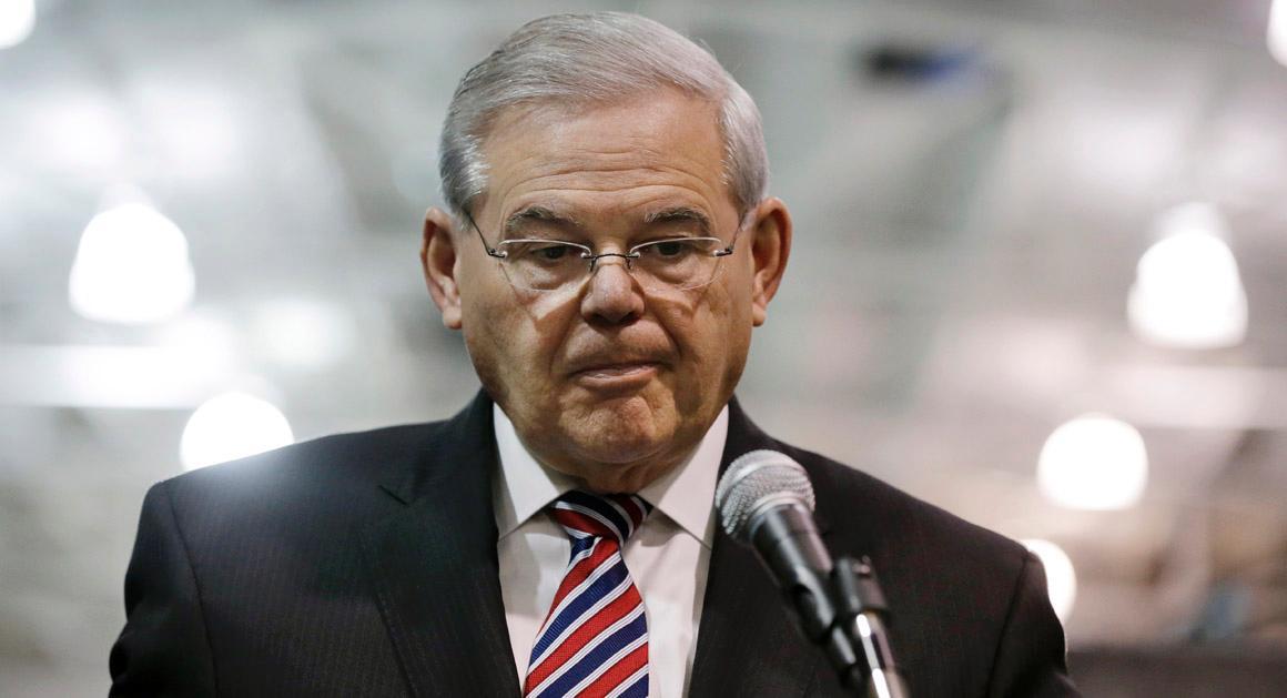 La acusación está llena de acusaciones escandalosas sobre los tratos del senador con un oftalmólogo Florida/ Foto AP