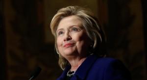 Seamos honestos con nosotros mismos por un segundo: Se trata de la elección de Hillary Clinton que comenzará - empezara - con un mínimo de 247 de los 270 votos electorales que necesita para ganar