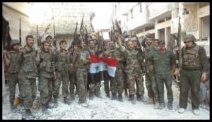 Assad tampoco puede contar con la minoría drusa de Siria para luchar por su régimen, al igual que Nasrallah de Hezbollah fue rechazado cuando él trató de movilizar al ejército libanés a su causa. Esto ha dejado a Hezbollah y el gobernante sirio solo en el campo de batalla con una disminución de su fuerza contra dos enemigos rivales: ISIS y Jaish al-Fatah - el Ejército de la Conquista – un movimiento el radical de la coalición de la oposición siria asi autodenominado la cual está encabezada por Al-Nusra frente de Al Qaeda empeñado en derrocar a Assad respaldo por Arabia Saudita, Qatar y Turquía.