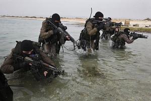 Ellos entrenan juntos en el aire, el mar y en las tácticas para misiones que satisfagan demandas de inteligencia poco ortodoxas. También se distinguen de los militares convencionales por sus armas especiales, equipo secreto de alta tecnología así como directrices y logísticas separadas.