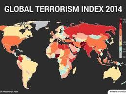 Siete de los diez países más afectados por ataques terroristas son en su mayoría musulmanes, según el Índice Global de Terrorismo 2014 (GTI, por sus siglas en inglés) del Instituto para la Economía y la Paz, con sede en Australia. Este índice se elabora analizando la información de la Base de Datos del Terrorismo Global (GTD, por sus siglas en inglés) de la Universidad de Maryland, y en él están clasificados todos los países entre un valor máximo de 10 y uno mínimo de 0. Aunque indudablemente la definición que se da de incidentes terroristas es discutible, se pueden sacar importantes conclusiones a partir de esos conjuntos de datos y del propio índice.