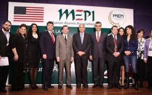 """""""la Iniciativa de Alianza de Oriente Medio (Middle East Partnership Initiative - MEPI) es un programa regional que permite a los ciudadanos en el Medio Oriente y África del Norte desarrollar sociedades más pluralistas,  prósperas y participativas.  Como ilustra dicha visión general, la MEPI ha evolucionado desde sus orígenes en el año 2002 a una herramienta flexible en toda la región para el apoyo directo a la sociedad civil indígena, que se incorpora a los asuntos cotidianos de la diplomacia norteamericana en la región.  MEPI involucra a todos los países de la Región excepto Irán.  En siete de los dieciocho países de la zona hay misiones de USAID, las discusiones a nivel de país y comunicación entre MEPI y USAID en Washington garantizan que los esfuerzos de programación estén integrados y sean complementarios."""""""