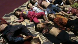 ¿Y cuándo mostraron las cadenas internacionales LOS CADÁVERES DE ESOS NIÑOS SIRIOS? ¿Y cuándo lloraron las multitudes mundiales por los CADÁVERES DE LOS NIÑOS DE SIRIA Y DE GAZA? ¿Y cuándo lloraron por los CADÁVERES MASACRADOS DE LOS NIÑOS DE IRAK, LIBIA. O ÁFRICA DEL NORTE? o por el cadáver del niño que muere cada seis segundos por CAUSAS DEL HAMBRE, según la ONU.