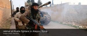 un grupo de rebeldes sirios entrenados por el ejército estadounidense se rindió a una filial de al-Qaeda en Siria casi tan pronto como se desplegaron allí desde bases en Turquía.
