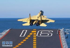 Los aviones de combate chinos J-15 despegarán desde el portaaviones Liaoning-CV-16, que alcanzó las costas sirias el 26 de septiembre (como DEBKA archivo informó en exclusiva en su momento). Este será un evento histórico para Beijing: Su primera operación militar en Oriente Medio, así como la primera experiencia del portaaviones en condiciones de combate real.