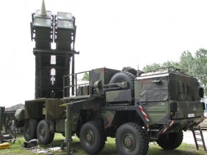 Sistema de misiles MIM-104 Patriot
