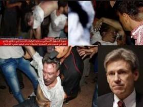 """Paul también señaló que la CIA jugó un papel importante en armar a los rebeldes con misiles portátiles. Agregando que """"en el anexo de la CIA no lo van a hablar y no le dirán lo que estaban haciendo allí, en Bengazi,  cuando el Embajador fue asesinado, quien supuestamente estaba tratando de recoger algunas de esas armas."""" Agregando que """"las armas más probable terminaron en Siria""""."""