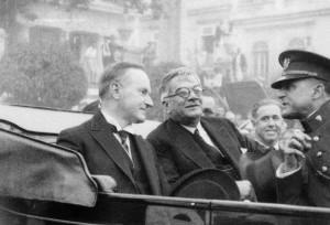 La visita del presidente Calvin Coolidge en 1928 tuvo como único objetivo asistir a la Sexta Conferencia Internacional Americana que ese año tuvo su sede en La Habana y a la cual concurrieron jefes de Estado, o sus representantes, de los países del continente. Coolidge viajó a La Habana porque esta ciudad era la sede de la conferencia; si la sede hubiera sido, por ejemplo, en Quito, Coolidge, obviamente, hubiera viajado a Ecuador y no a Cuba.