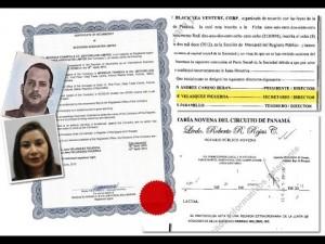Los 'Papeles de Panamá' han revelado información sobre otro exayudante de Chávez, el capitán del Ejército Adrián Velásquez, como propietarios de una empresa fantasma con millones de dólares. Velázquez  estaba a cargo de la seguridad del hijo de Hugo Chávez y su esposa Claudia Patricia Díaz Guillén, fue la enfermera de Chávez y le administraba medicamentos, vacunas y otros servicios de salud y alimentos a Chávez durante varios años sin supervisión