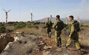 estas maniobras están destinadas principalmente a prevenir un posible ataque de Estado Islámico o de las fuerzas sirias, iraníes o de Hezbolá destinadas a torpedear la reunión entre Netanyahu y Putin en Moscú, que se celebrarán el jueves 21 de abril.