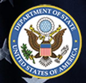 departamento de estado logo