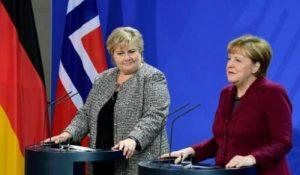 La canciller alemana Angela Merkel dijo el martes que Rusia podría intentar influir en las elecciones generales de Alemania el próximo año a través de ataques cibernéticos o campañas de desinformación, tras acusaciones similares de Washington, que también acusó al Kremlin de inmiscuirse en el voto estadounidense.