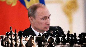 El Gran Maestro ruso Vladimir Putin da Jaque Mate a la administración de Barack H Obama en un juego de Ajedrez Geopolítico de Alto Nivel en el Medio Oriente