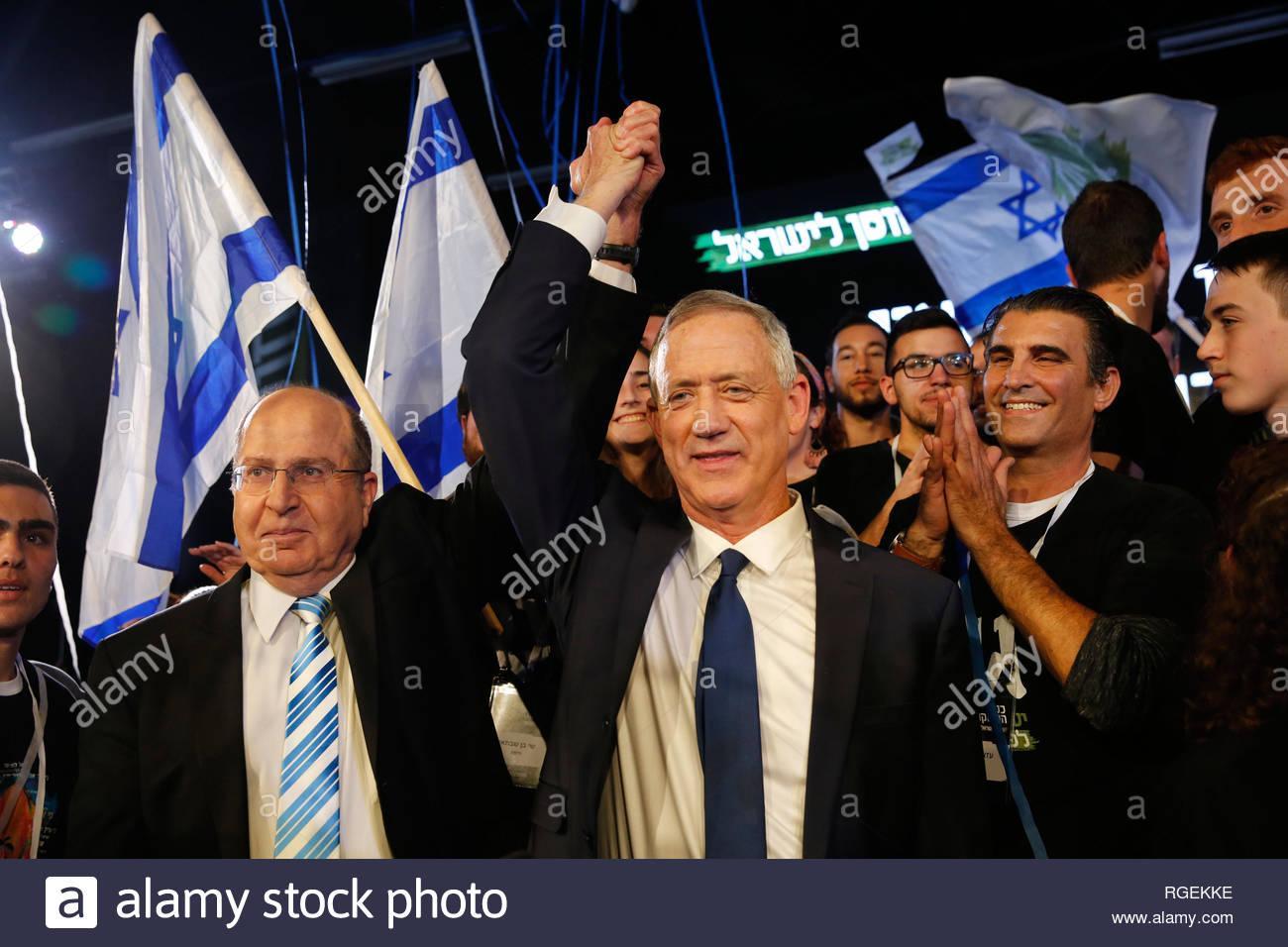 Cómo Benny Gantz puede ganar el voto pero todavía perder las elecciones israelíes a Netanyahu