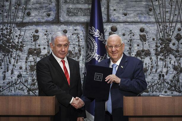 ISRAEL: Presidente Reuven Rivlin da a la misión de Netanyahu como imposible: formar un nuevo gobierno en medio del estancamiento postelectoral