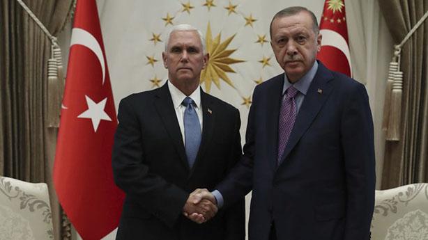 Estados Unidos y Turquía acuerdan el alto el fuego de Siria. Pero la pelota todavía está en la cancha de Moscú / Damasco